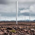 Vortex, un molino de viento sin palas