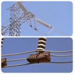 ¿Qué es y para que sirve este componente de las líneas de transmisión, ubicado debajo de la cadena d...