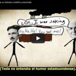 Video: Nikola Tesla su historia cientifica resumida