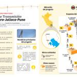 Perú: Firman el contrato de concesión de la línea de transmisión Azángaro-Juliaca-Puno