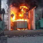 México: Incendio en  subestación 375 MW 400/115 kV