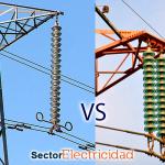 ¿Cómo aumentar de manera mas económica el aislamiento de una línea de transmisión en suspensión?