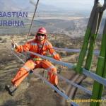 Video: Montaje de una línea de transmisión 500kV