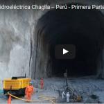 Video: Obras de la central hidroeléctrica Chaglla - Parte1