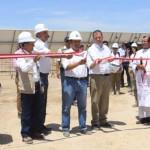 Perú: Humala inauguró dos plantas de energía fotovoltaica que producirán 40 megavatios