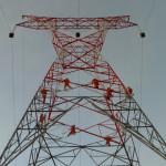 Protección contra la corrosión para torres de transmisión eléctrica y telecomunicaciones