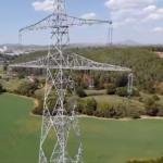 Video: Inspección con drones en Líneas de alta tensión ENDESA