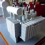 Video: Maquetas de transformadores de potencia