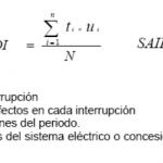 ¿Cómo se mide la confiabilidad de un sistema eléctrico? ¿Qué son los indicadores SAIFI y SAIDI?