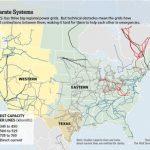 ¿Existe posibilidad de que EEUU interconecte sus tres sistemas eléctricos?