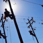 Competencias del rodeo de linieros de ELFEC