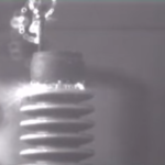Video: Efecto corona en un aislador