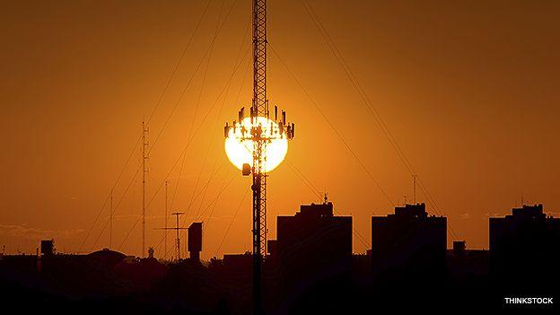 Las altas temperaturas del verano disparan el consumo de aire acondicionado.