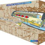 Perú: Central hidroeléctrica de Huinco en Caverna