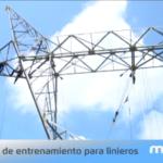 Colombia: Curso de entrenamiento gratuito para linieros
