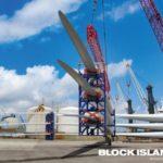 EEUU estrenó su primer parque eólico marino pero sigue sin superar a Europa