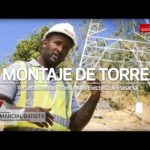 Video: Montaje de torres / 3ra línea de transmisión de Panamá