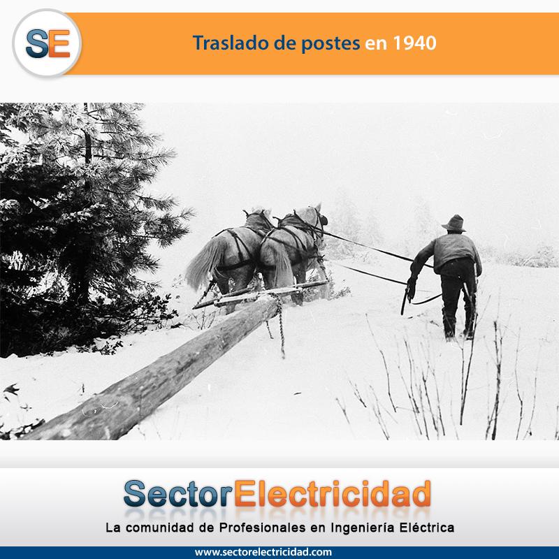 Traslado-de-postes-en-1940