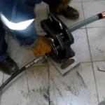 Video: Prensado de terminales en cable subterraneo de 1000 kcmil de Media Tensión