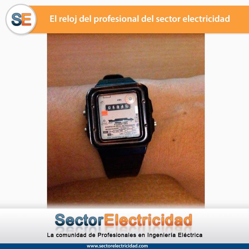 reloj-del-sector-electricidad