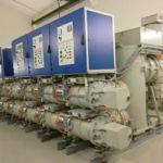 Subestaciones con aislamiento de gas - GIS