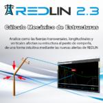 REDLIN 2.3: Realice el Cálculo mecánico de sus estructuras de líneas eléctricas