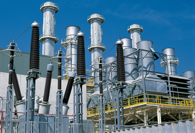 Internamente utilizan la red Ethernet con norma IEC61850 de subestaciones.