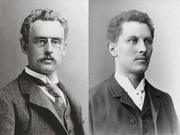 Charles E. L. Brown and Walter Boveri establish Brown