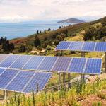 Se está construyendo la primera gran planta fotovoltaica de Colombia