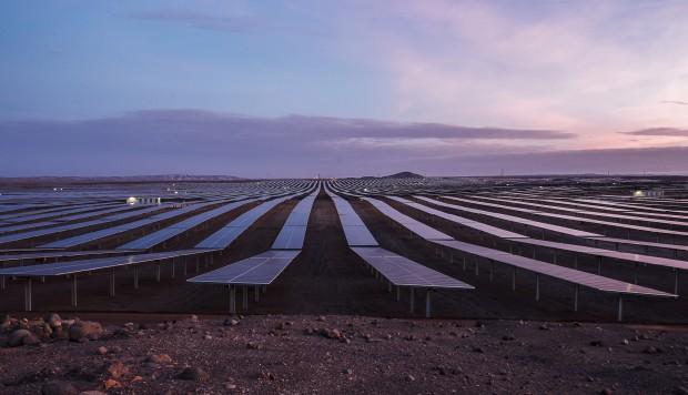Enel inaugura Rubí, la planta solar más grande del Perú