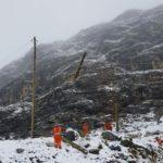 Consulta a la comunidad: ¿Porqué se rompió en tres partes este poste de madera?