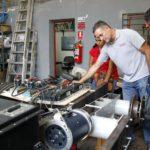 Ingenieros peruanos construyen primer bus eléctrico hecho en el país
