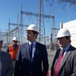 Chile: Inauguraron nueva línea de transmisión en Cabrero