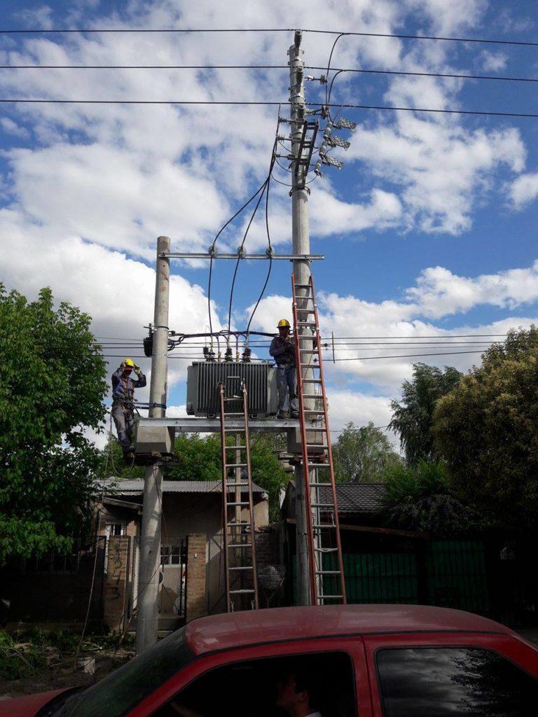 mantenimiento en linea y transformador10