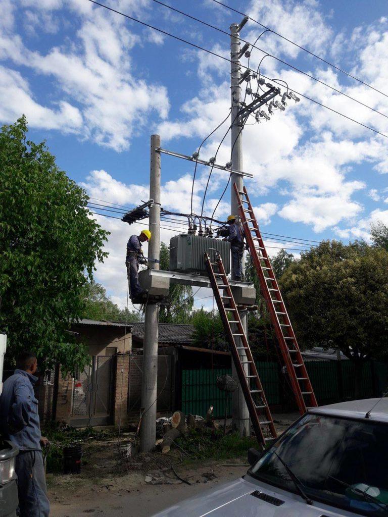 mantenimiento en linea y transformador11