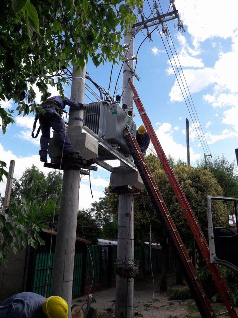mantenimiento en linea y transformador13