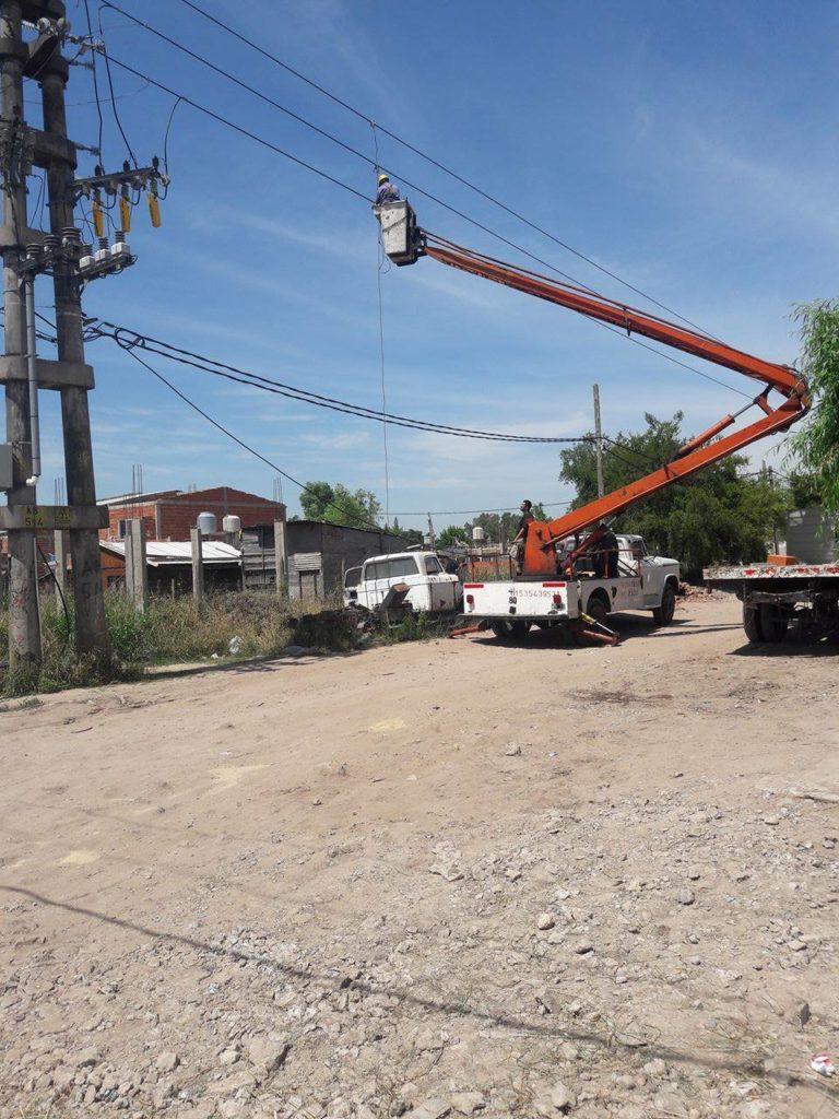 mantenimiento en linea y transformador16