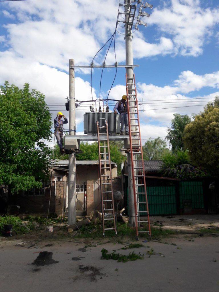mantenimiento en linea y transformador9