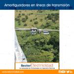 Amortiguadores en líneas de transmisión