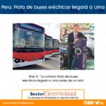 """Perú: Enel X - """"La primera flota de buses eléctricos llegará a Lima antes de un año"""""""