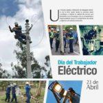 Guatemala: Día del trabajador eléctrico