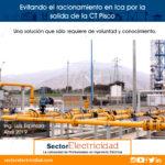 Perú: Simple solución al próximo racionamiento de energía eléctrica en Ica tras cierre de Térmoeléct...