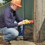 8 aplicaciones prácticas del medidor de abrazadera para comprobar el sistema de puesta  tierra