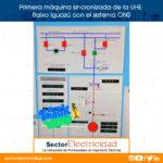 Primera máquina sincronizada de la UHE Baixo Iguazú con el sistema ONS