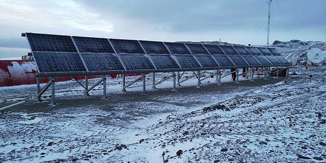 uruguay - planta fotovoltaica