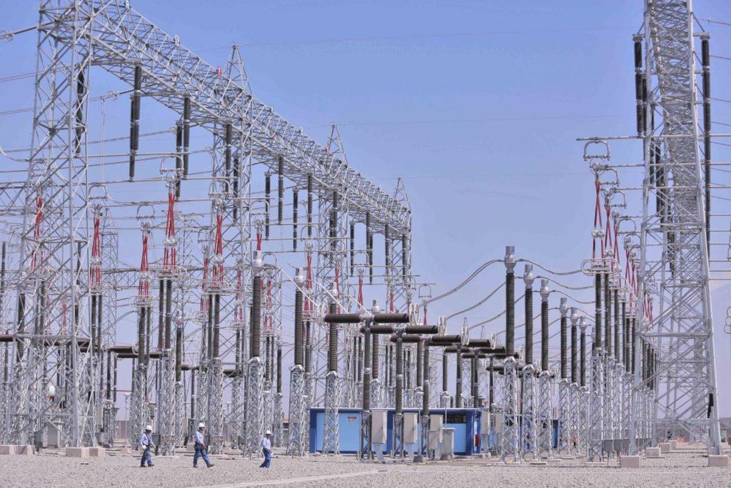 produccion electrica nacional